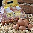 Huevos Tamaño L 18 Unidades Pitas