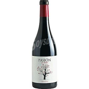 PASION DE BOBAL Vino tinto de Valencia botella 75 cl