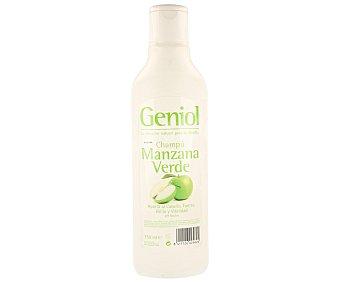 Geniol Champú manzana verde 750 ml
