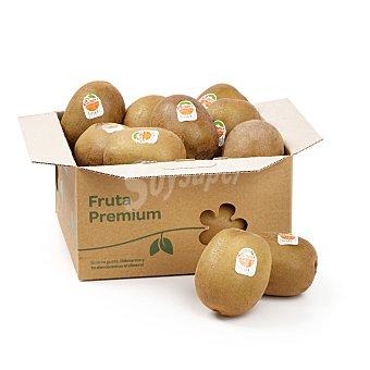 Kiwi gold Premium 500 g aprox Bandeja de 500.0 g. aprox