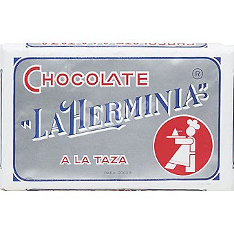 LA HERMINÍA Chocolate a la taza Tableta 300 g