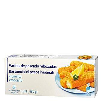 Carrefour Varitas de pescado 450 g