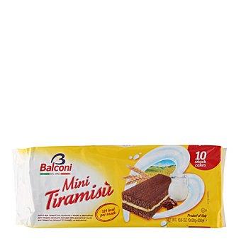 Balconi Minitiramisu con chocolate y crema mascarpone 300 g