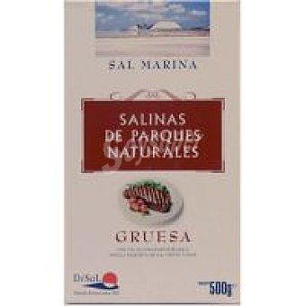 DISAL Parques Naturales Sal marina gruesa Caja 500 g