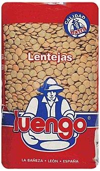 Luengo Lentejas castellanas 500 gramos