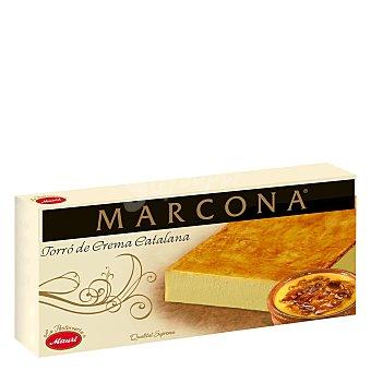 Marcona Turrón de crema catalana 225 g