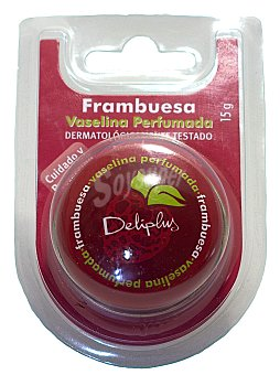 Deliplus Vaselina aroma frambuesa Bote 15 cc
