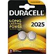 Pila de litio 3V especial 2025 blister 2 unidades Duracell