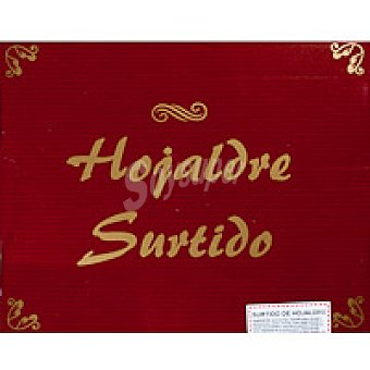 Hojaldre Surtido Caja 1,250 kg