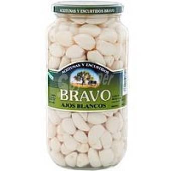 Bravo Ajos blancos Frascos 550 g