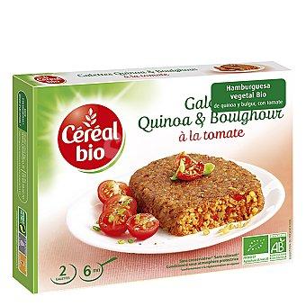 CEREAL BIO Hamburguesa vegetal bio 235 g