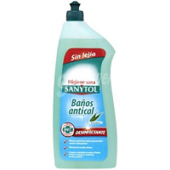 Sanytol Limpiador wc Botella 750 ml