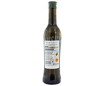 Auchan Aceite de oliva virgen extra Hojiblanca, botella 500 mililitros