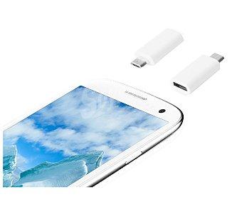 Qilive Adaptador de conexión microusb A a USB C. (teléfono no incluido)