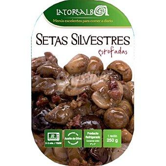 La Torralba Ragut de setas silvestres refrigerado Envase 250 g