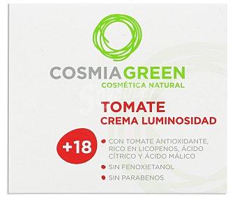 Cosmia green Cremafacial antioxidante con extracto de tomate 50 ml