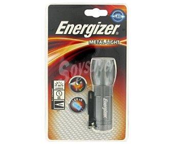 Energizer Linterna metal 3AAA 1u