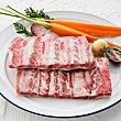 Costillas frescas de cerdo iberico al vacio envase 600 g peso aproximado Envase 600 g CAMPOVILLA