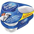Queso fresco natural burgo DE arias Pack 6 x 72 g Burgo de Arias