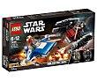 Juego de construcciones con 188 piezas Microfighters: ala-a vs. Silenciador tie, Star Wars 75196 lego Microfighters 75196  LEGO Star Wars