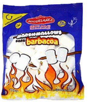 Miguelañez Nube marshmallow barbacoa Envase de 175 gr