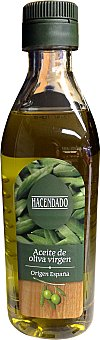 HACENDADO Aceite oliva virgen tapón verde Botella de 500 ml