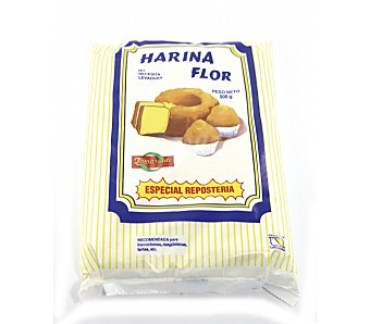 Comeztier Harina Esponja Flor 500 g