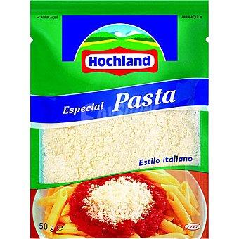 Hochland Queso parmesano en polvo Bolsa 50 g