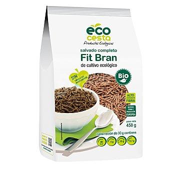 Ecocesta Salvado Completo Fit Bran Ecológico Bolsa 450 gr