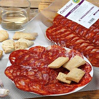 Carrefour Chorizo ibérico loncheado Sobre de 115 g