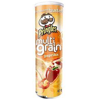 PRINGLES MULTI GRAIN Patatas fritas paprika Tubo 150 g