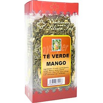Silver inf te verde mango de la India estuche 100 g Estuche 100 g
