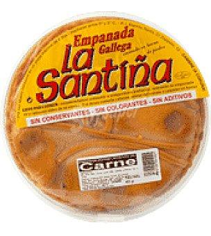 La Santiña Empanada Gallega Carne 400 g