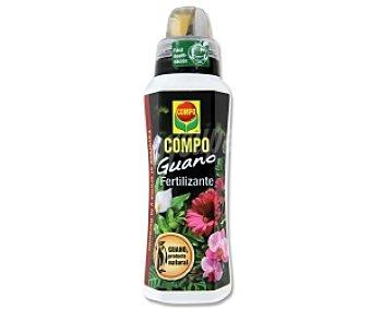 Compo Abono natural de guano, válido tanto para plantas de interior como de exterior 0.5 litros