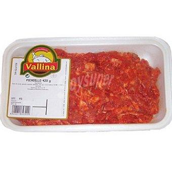 VALLINA Picadillo de chorizo bandeja 420 g