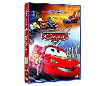 ANIMACIÓN Película en Dvd Cars de Disney, género: infantil, familiar, animación. Edad: TP