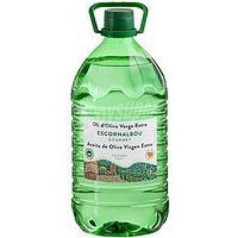 ESCORNALBOU Aceite de oliva virgen Siurana Garrafa 3 litros