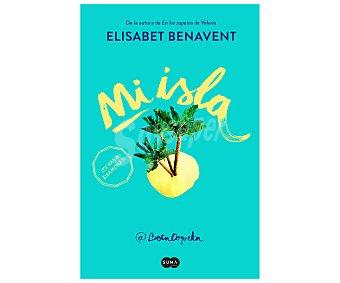 Romántica Libro Mi Isla, @betacoqueta elisabet benavent. Género: novela romántica. Editorial Suma. Descuento ya incluido en pvp. PVP anterior: