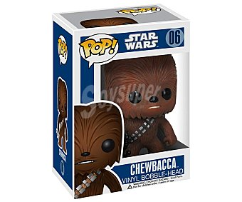 Funko Figura Chewbaca, Star Wars, 10 cm, 06 pop! pop! 06