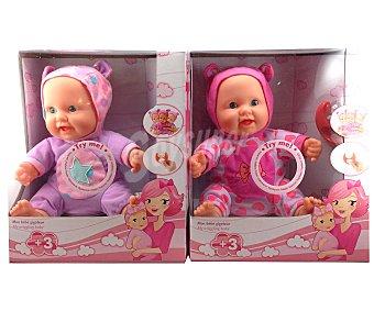BABY Balanceos y risas Bebé Balanceos y Risas, incluye accesorio baby