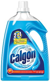 Calgon Antical Lavadora Gel 2,25 l