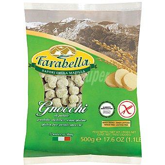 FARABELLA Gnocchi de patatas con espinacas sin gluten Envase 500 g
