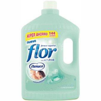 Flor Suavizante nenuco Garrafa 144 dosis