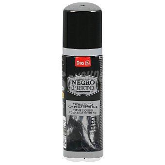 DIA Limpiacalzado autoaplizador con esponja color negro bote 50 ml Bote 50 ml