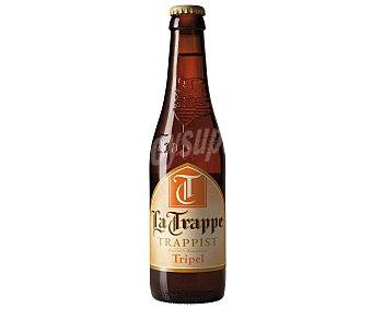 La Trappe Cerveza tostada holandesa 33 centilitros