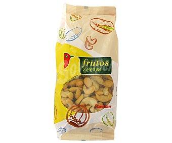 Auchan Anacardos fritos salados 200 gramos