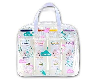 Babaria Neceser Baby Pack4x250 ml
