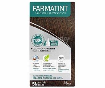 Farmatint Coloración en crema permanente 5-N Castaño Claro 155 Mililitros