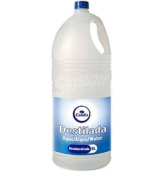 Condis Agua destilada 5 LTS