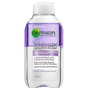 Skin Naturals Garnier Desmaquillador de ojos Bote 125 ml